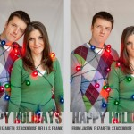 Happy Holidays from Jason and Ella