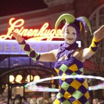 Mardi Gras 2012 – Power Plant Live!