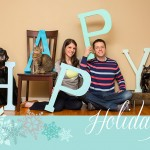 Happy Holidays from Jason and Ella 2013